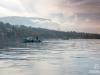 Geneva Lake Jet d'Eau