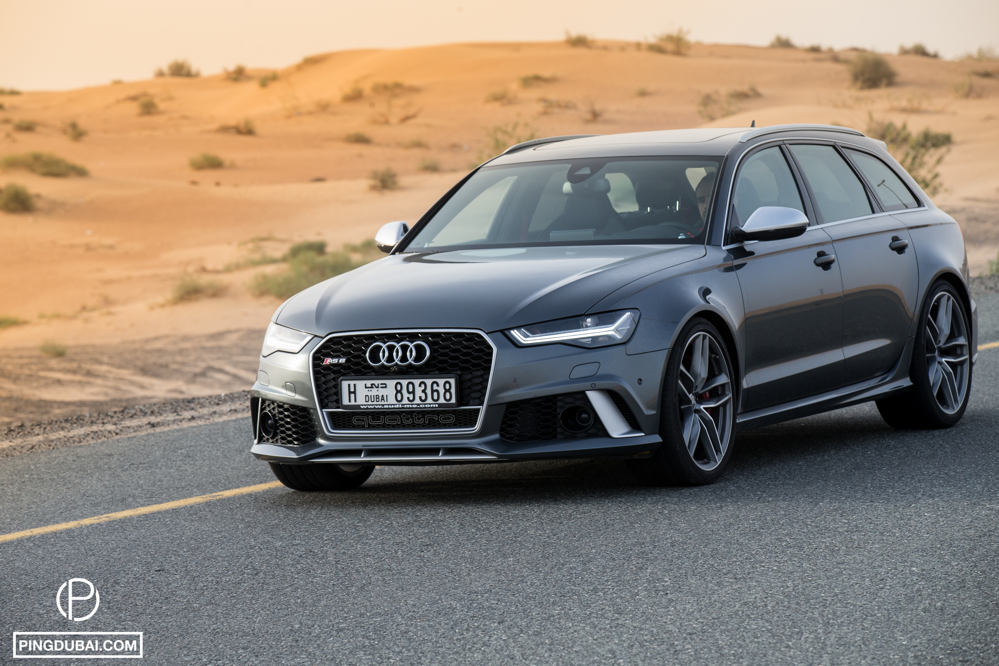 Noise When Accelerating >> 2015 Audi RS6 Avant: Family-Car Design, Supercar Performance - MrPingLife.com