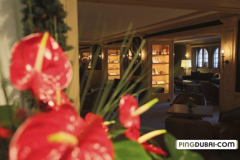 Gstaad Park Hotel Switzerland