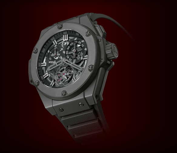 Big Bang King Power Tourbillon All Black