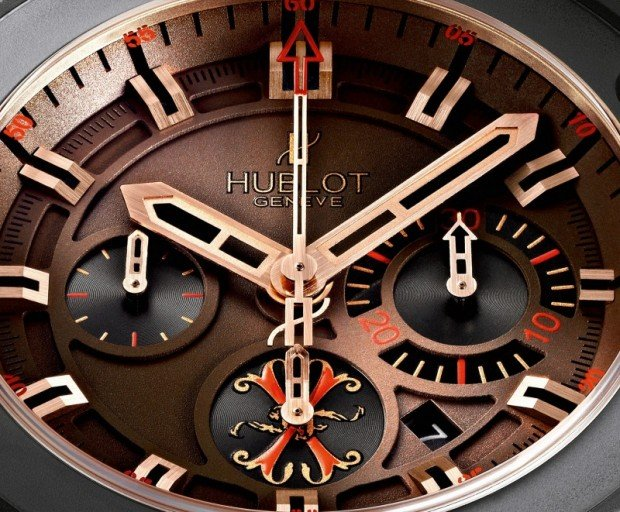 Hublot King Power Arturo Fuente Dial Dubai 40/200